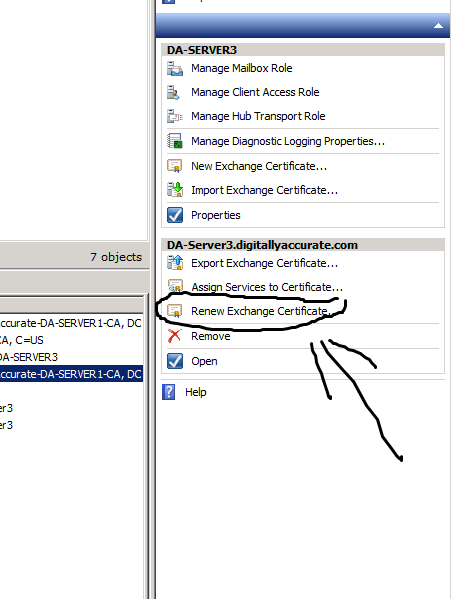 Renew Exchange 2010 Certificates - Event ID: 12017 & Event ID: 12018 ...