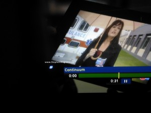 Windows Tablet on Continuum show
