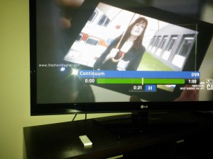 Windows Tablet on Continuum show #2