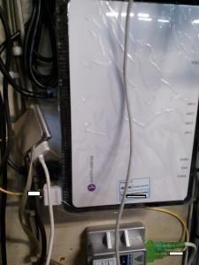 Shaw FTTP Fiber Modem