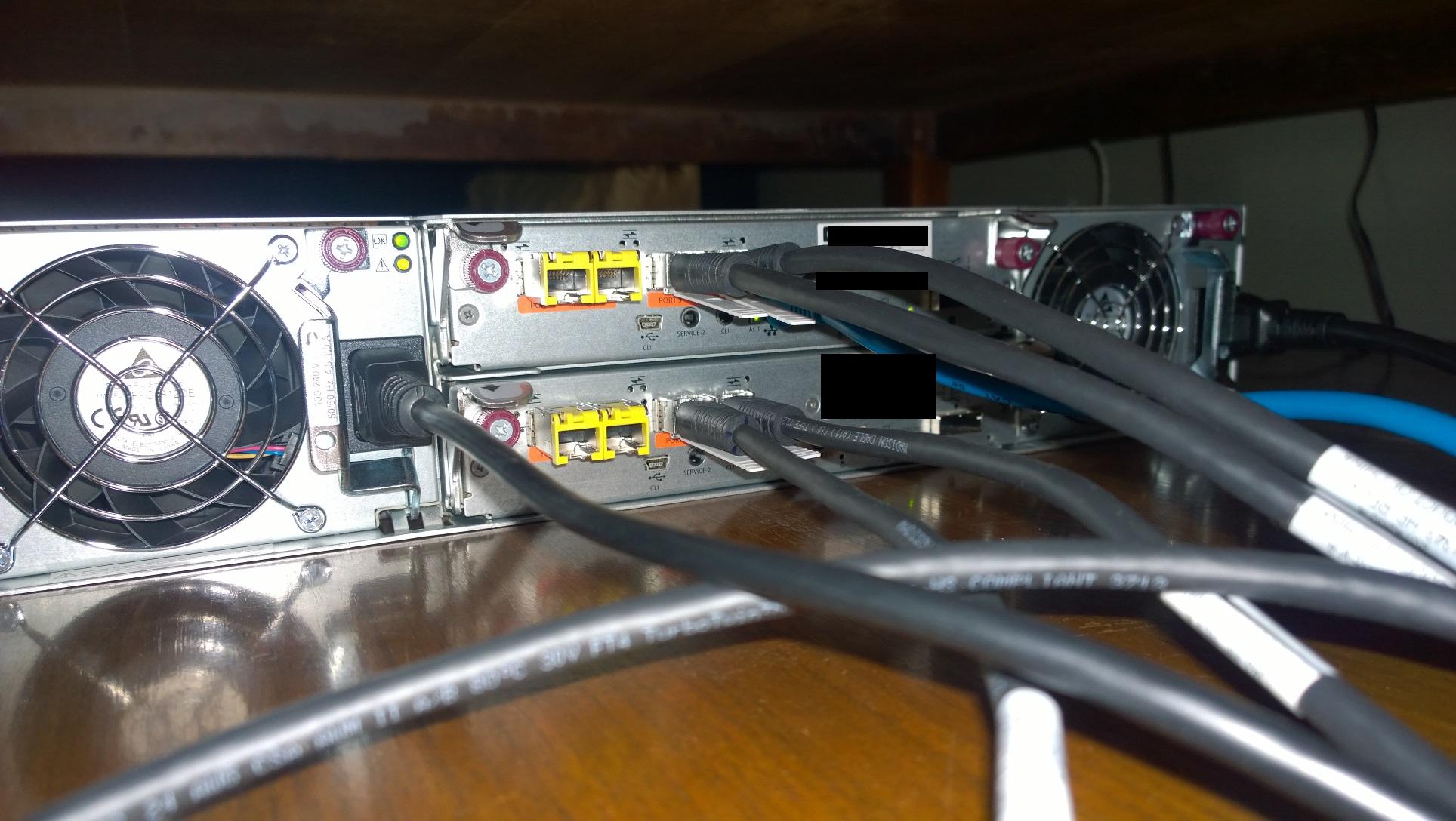 Hpe Msa 2040 Dual Controller San 10gb Iscsi Dac
