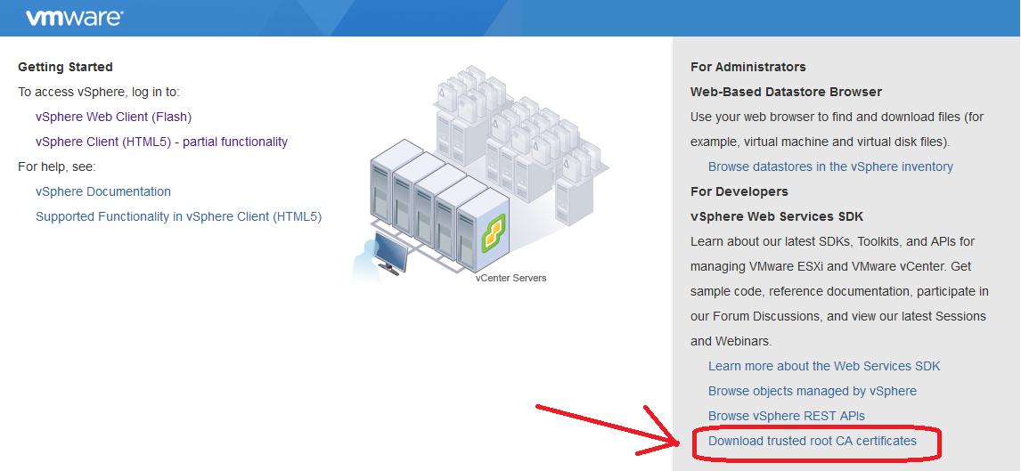 After VMware vSphere 6.5 Upgrade/Migration - The VMware enhanced ...