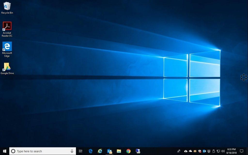 VMware Horizon View Mobile Client Android Windows 10 VDI Desktop