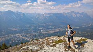 Stephen Wagner Hiking