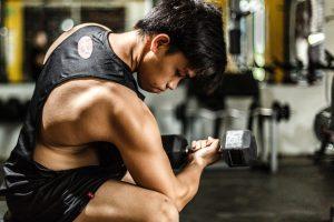 Strength Training using Free Weights