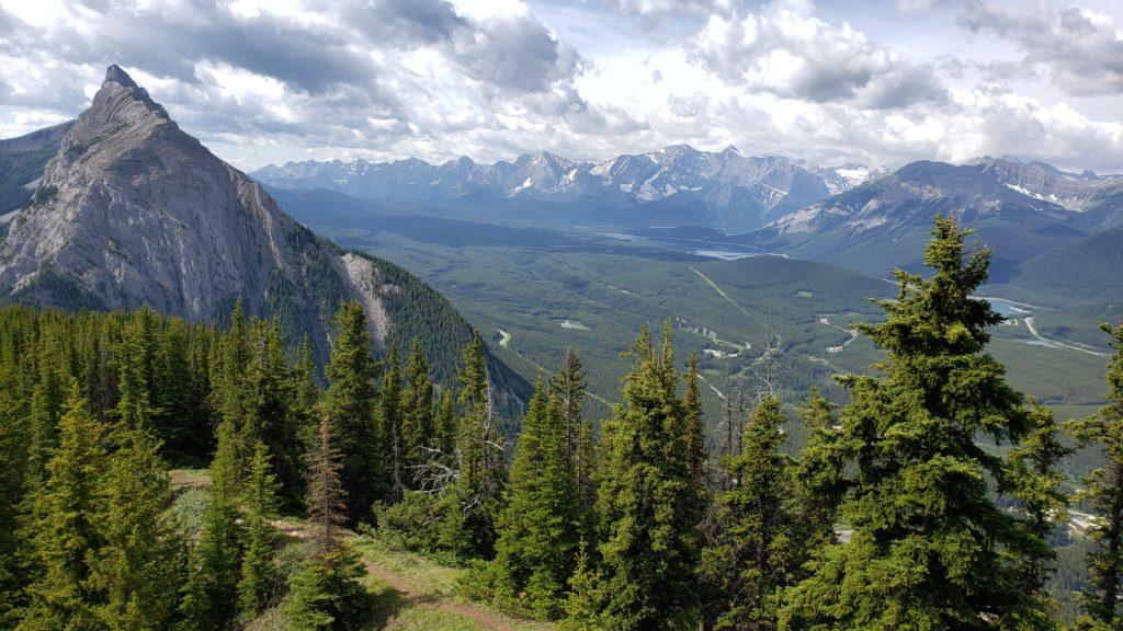 King Creek Ridge Summit View