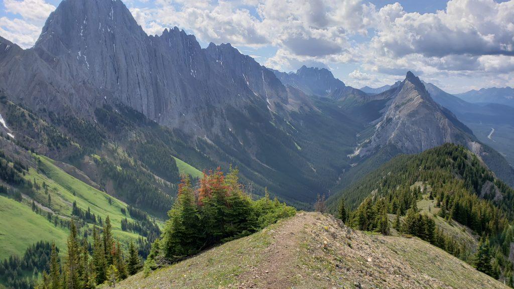 King Creek Ridge Valley View