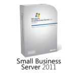 Image of Small Business Server software box