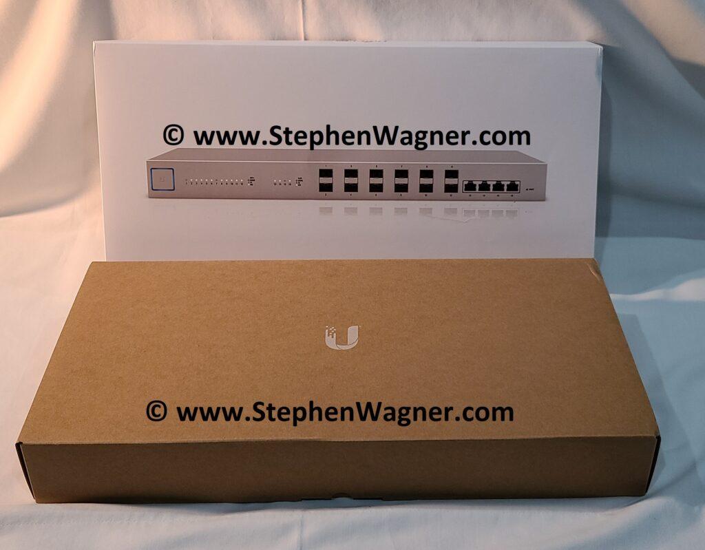 Ubiquiti UniFi US-16-XG Switch Unboxing