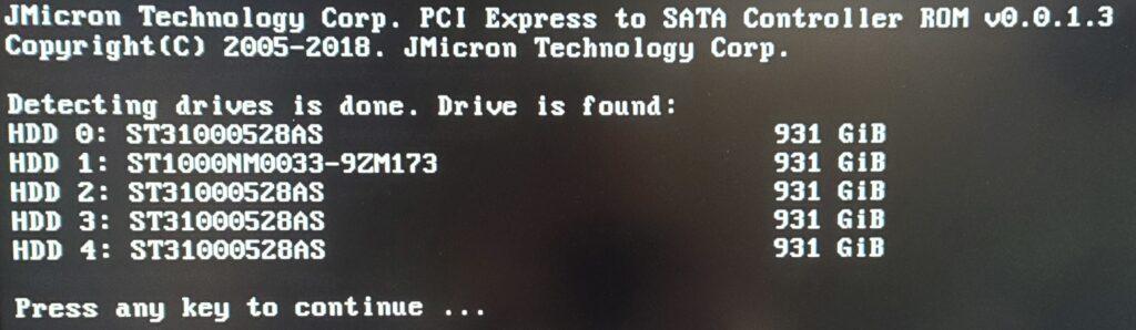 IO-PCE585-5I BIOS