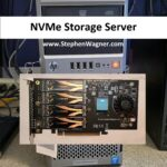 Picture of NVMe Storage Server Project